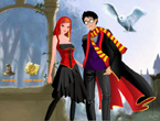 harry potter ginny weasley dressup