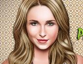 Hayden Panattiere Makeup